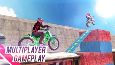 3d自行车游戏